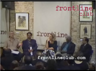 Frontline Club Video